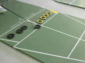 How to play Shuffleboard 2